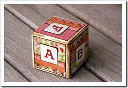 Alphabet Block_A
