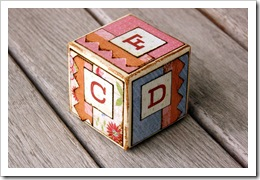 Alphabet Block_CD