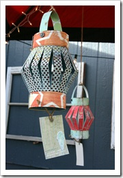 small dot lantern
