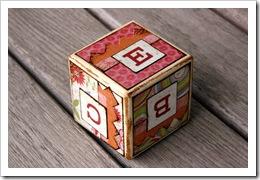 Alphabet Block_E