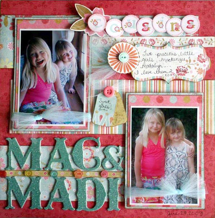 Tricia Ladouceur_Mac & Madi