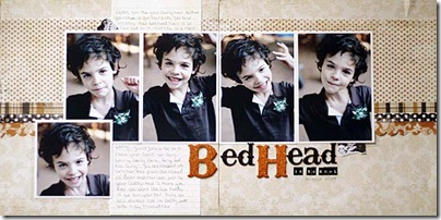Lori Gentile_Bed Head