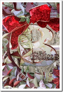 Wreath Believe and Star