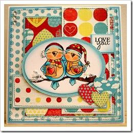 Rowena Barnard_Love You Card