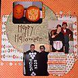Robin S_Happy Halloween