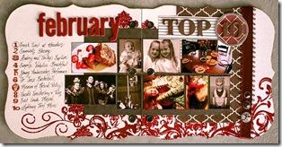 Feb Top 10T