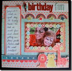 Trisha_Birthday Fun