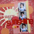 Kim Holmes_Soakin up the Sunshine