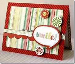Smile card-challenge