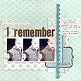 4. I Remember