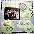 Jill Frank_Jill's Family Scrapbook Page