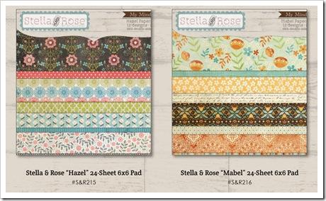 S&R Hazel_Mabel_6x6 pads