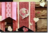 Hearts a Flutter mantel decor_2 banners