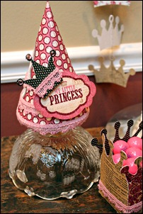 Princess Party_party hats