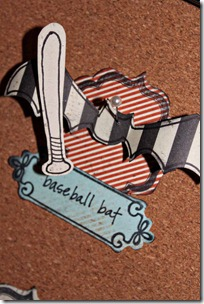 Bat Specimen_baseball bat