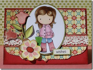Colleen Boschoff_Spring wishes card