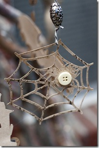 Halloween Mobile_Spider Web
