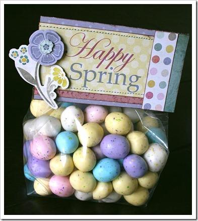 Happy Spring Bag