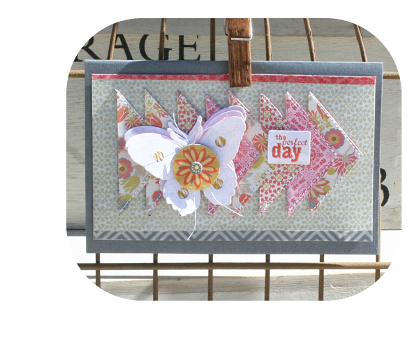 The perfect day card