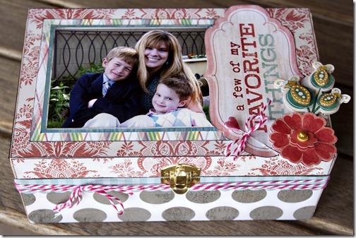 Mothers Treasure Box