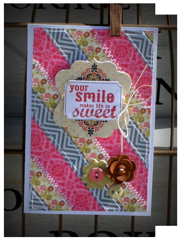 Mme pinterest inspired card danni reid