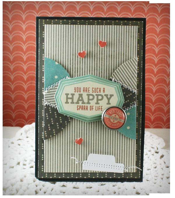 Happy spark card danni reid