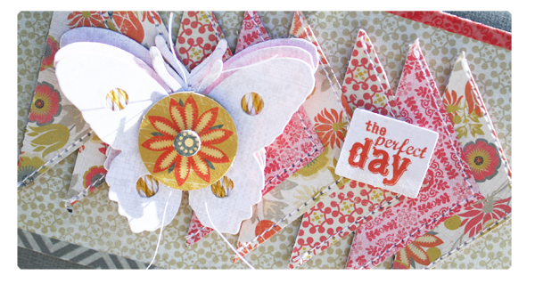 The perfect day card details