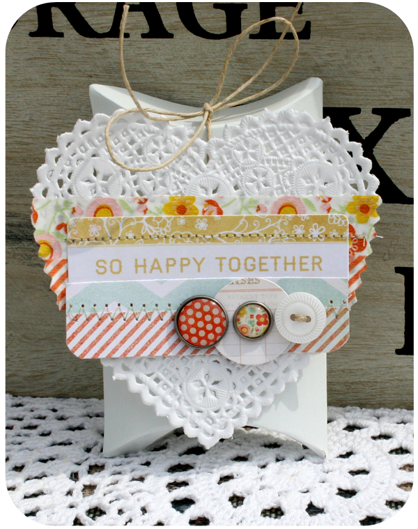 So happy together pillowbox danni reid