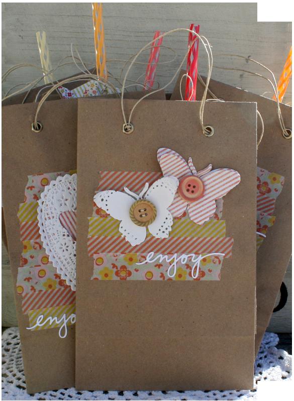 Party gift bags danni reid