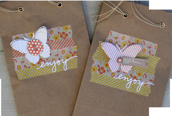 Party gift bags danni reid details