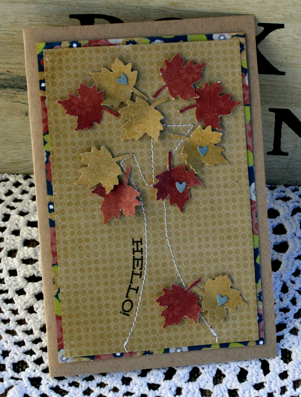 Fall card mme 2