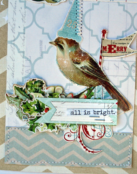 All is bright details mailable danni reid