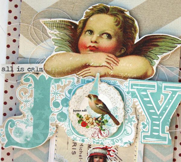 Joy card mailable details danni reid