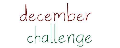 December-challenge