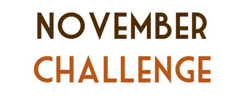 MME November Challenge