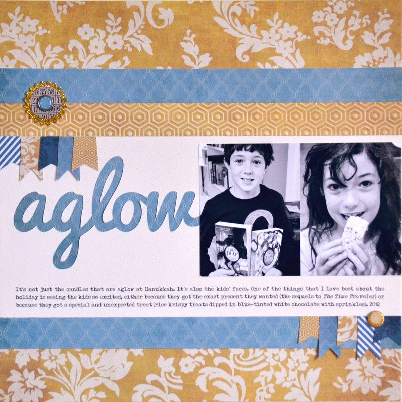 Aglow Layout - Vivian Masket