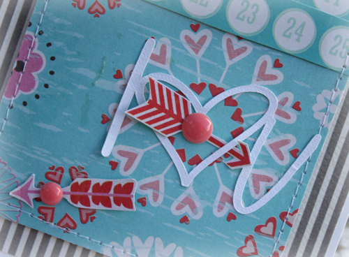 I heart you card details danni reid