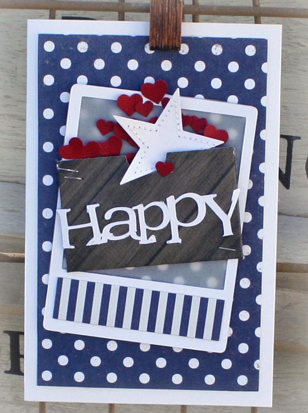 Happy card danni reid