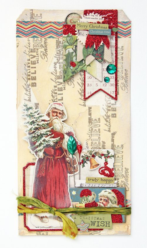 Tina Walker for MME #tags #scrapbooking #christmas