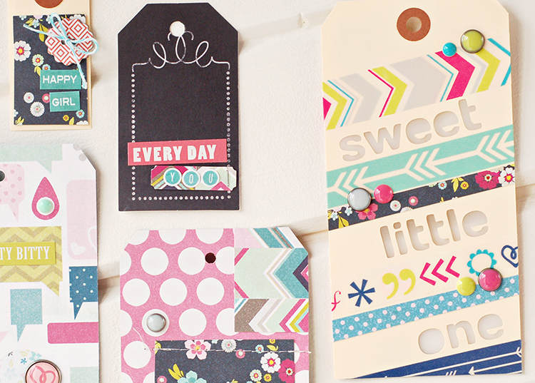 Valerie O'Neall for MME #tags #scrapbooking