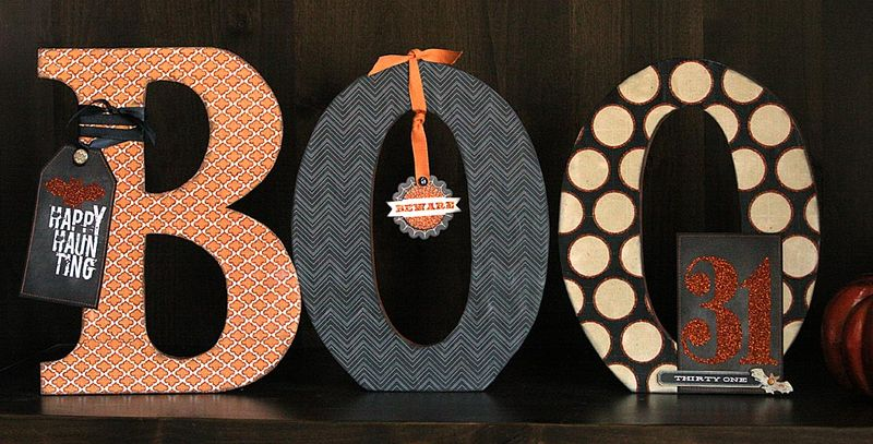 Tamara Jensen for MME #halloween #papercrafting