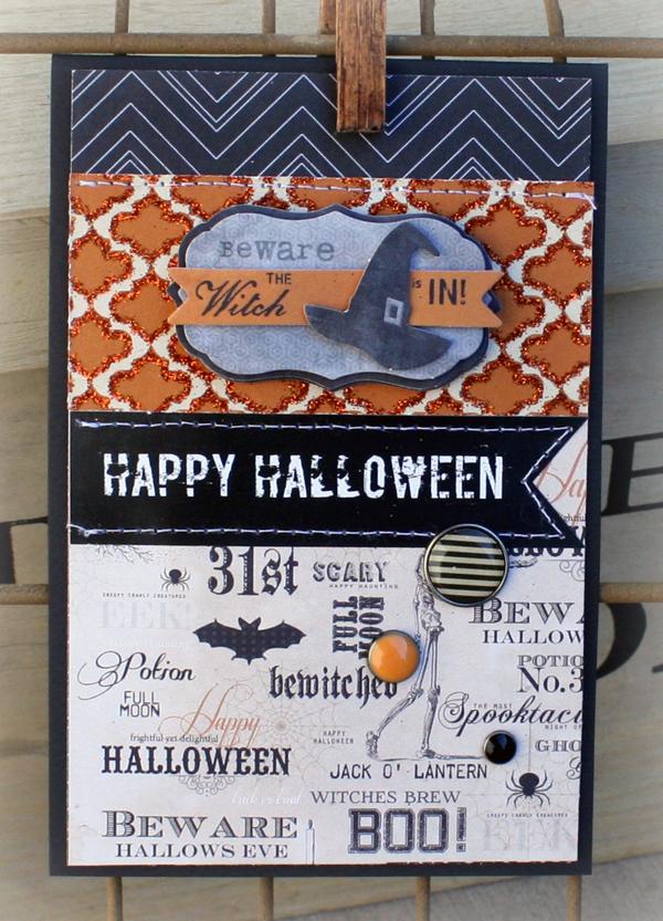 Happy halloween danni reid