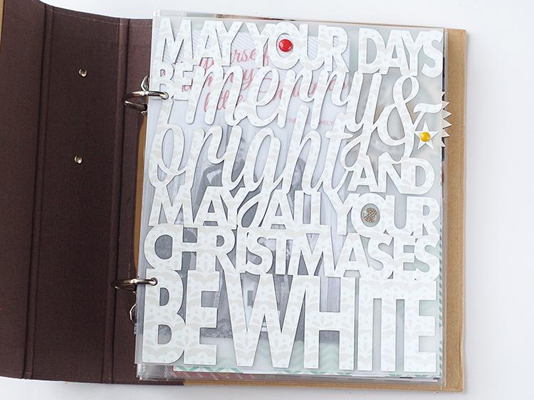 December Album | via My Mind's Eye