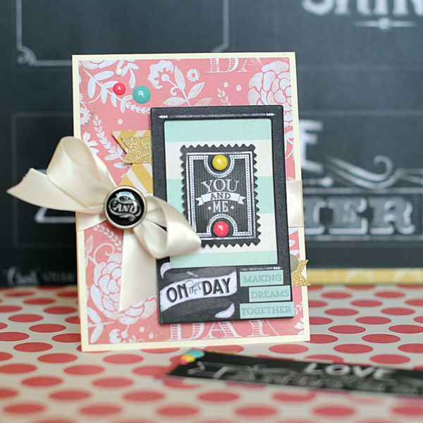 Lea Lawson for MME #cardmaking