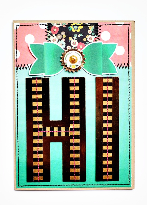 #card by Tonya Dirk for MME