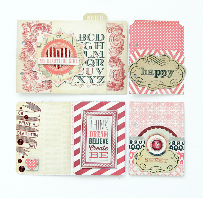 Tina Walker for MME #minialbum #scrapbooking