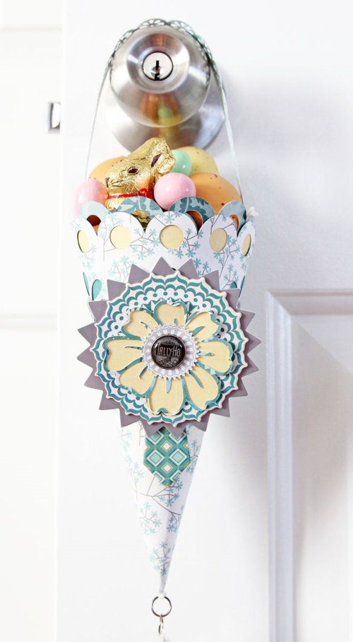 #Easter Decor via My Mind's Eye