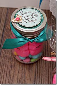 Peep project_jar of peeps