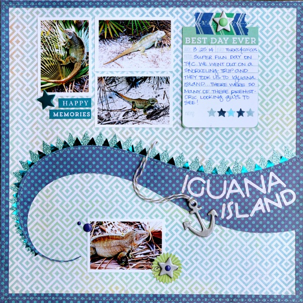 #scrapbooking your #vacation // via MME