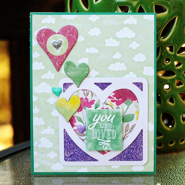 #card by Tonya Dirk for MME #jubilee
